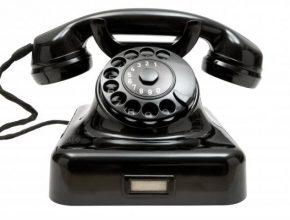 Kontakt ? Telefon